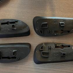 Gummifötter Takräcke Model 3