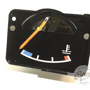 Instrument vanntemp
