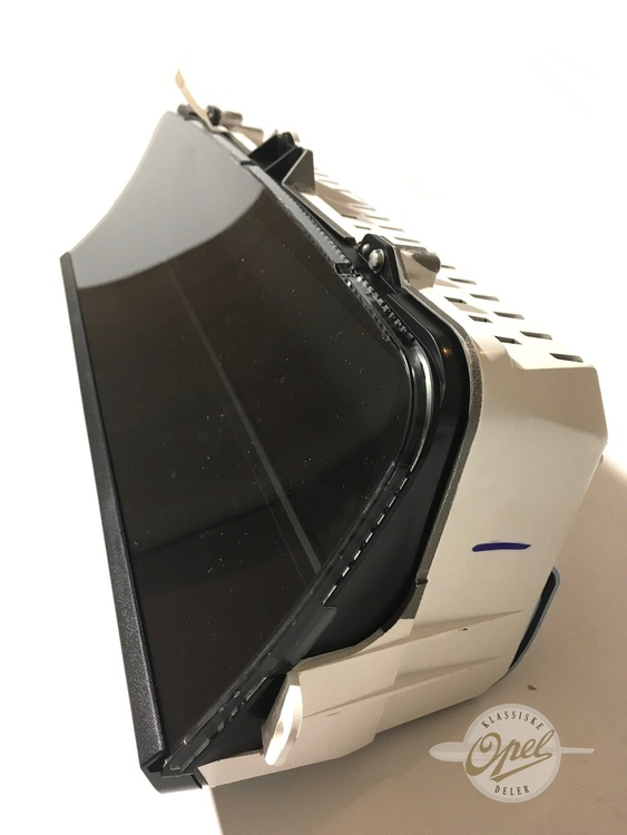 Instrument panel LCD