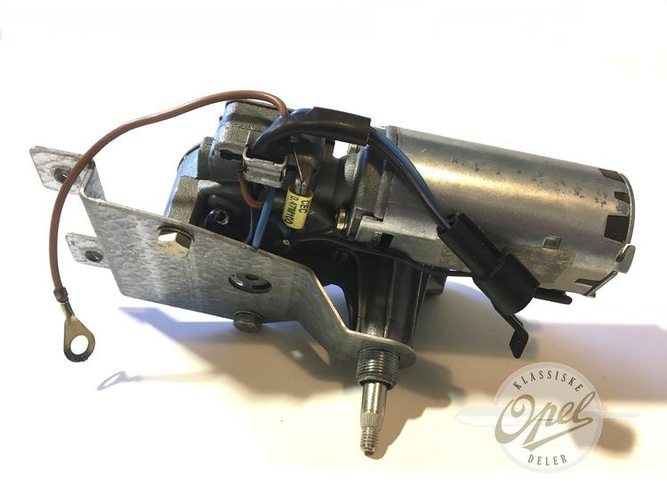 Vindusvisker motor bakrute