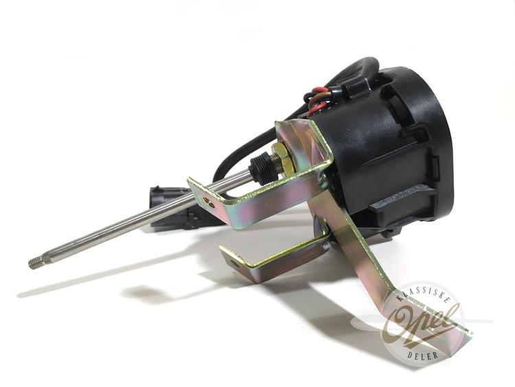 Viskermotor frontlykt venstre