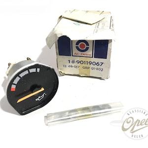Instrument oljetrykkmåler