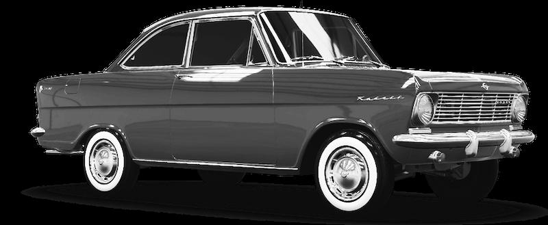 Klassiske Opel deler ANS
