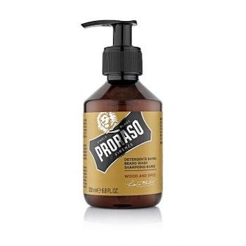 Proraso Beard Shampoo Wood and Spice (200 ml)