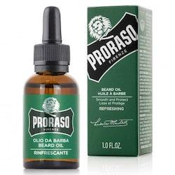Proraso Beard Oil - Refreshing (30 ml)