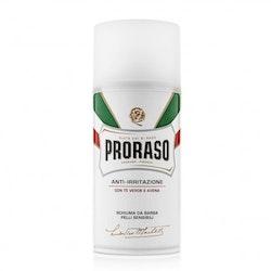 Proraso shaving foam Sensitive Green Tea (300 ml)