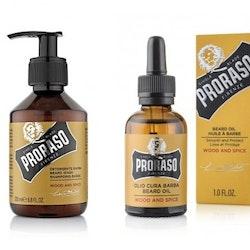 Proraso - Wood & Spice Kit