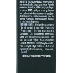 Proraso Beard Oil - Cypress & Vetyver (30 ml)