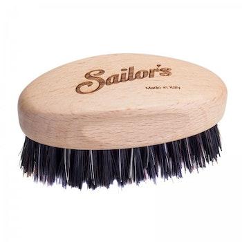 Sailor's Beard Brush Military Style