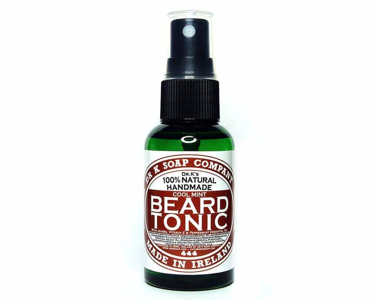 Dr K Soap Company Beard Tonic Cool Mint