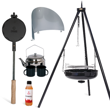 Fire Pan 60 Bundle Espegard