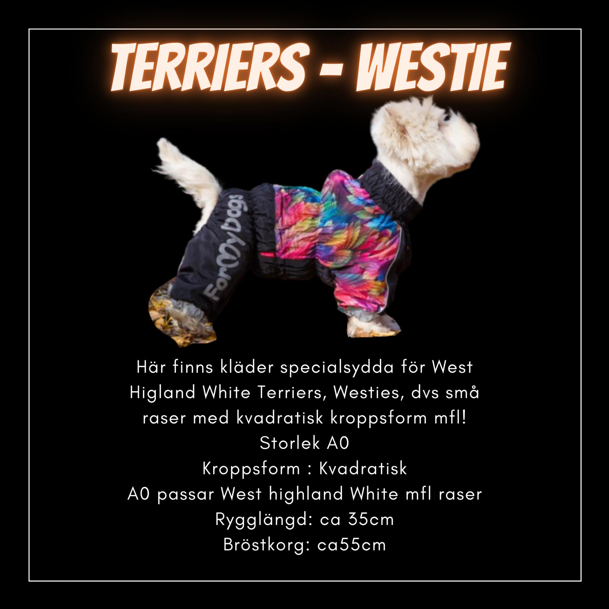Terriers - Westie - Passion For Pet Fashion