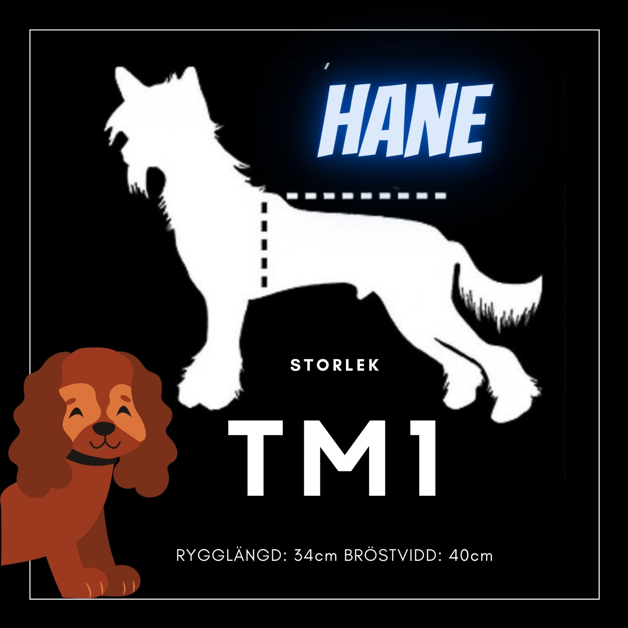 Hane Storlek TM1 - Passion For Pet Fashion