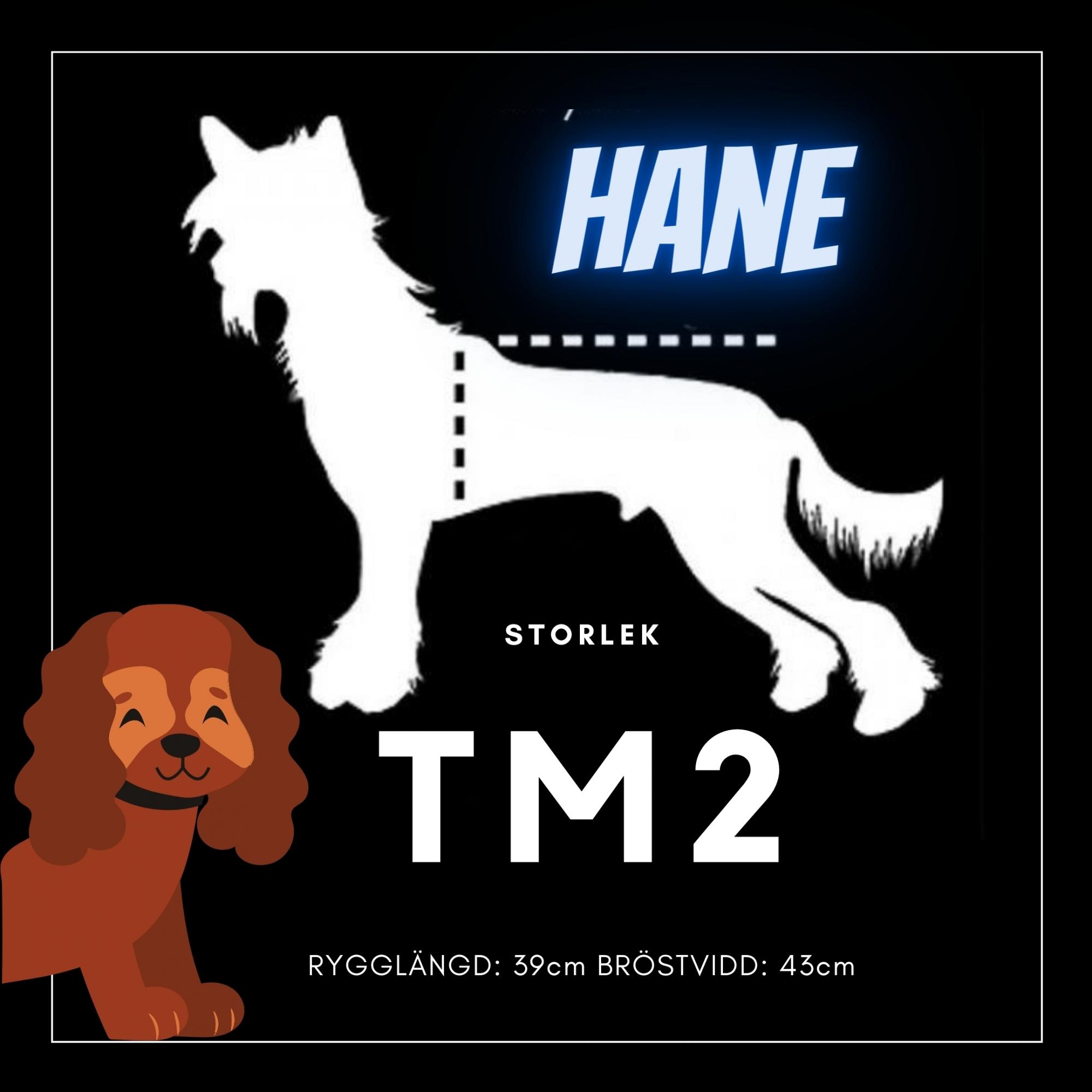 Hane Storlek TM2 - Passion For Pet Fashion