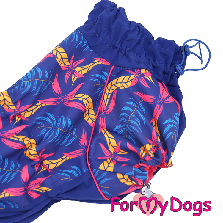 """Regnoverall """"Blue Jungle"""" Tik """"For My Dogs"""""""
