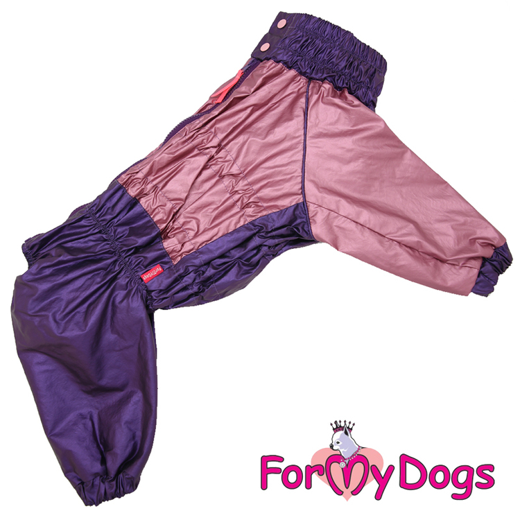 """Regnoverall """"Duo Rosa"""" Tik """"For My Dogs"""""""