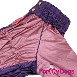 "Regnoverall ""Duo Rosa"" Tik ""For My Dogs"""