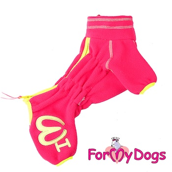"Varm Pyjamas Overall ""Rosa"" Tik ""For My Dogs"""