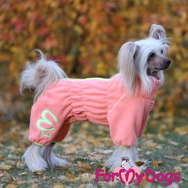 """Varm Pyjamas Overall """"Persika"""" Tik """"For My Dogs"""""""