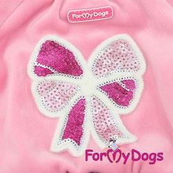 "Varm Mysdress pyjamas overall ""Rosa"" UNISEX ""For My Dogs"""