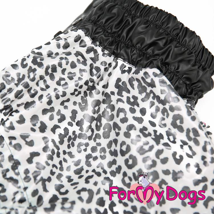 """Regnoverall """"Leopard"""" Tik """"For My Dogs"""""""