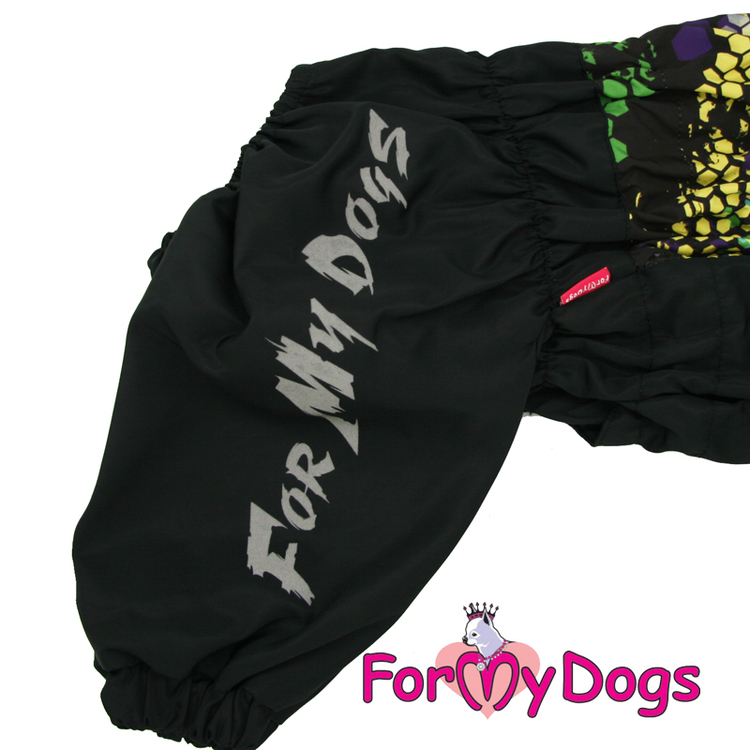 """Regnoverall """"Honung"""" Hane """"For My Dogs"""" 2021 Kollektionen"""