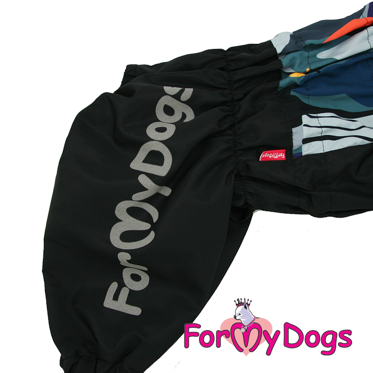 """Regnoverall """"Solros"""" Tik """"For My Dogs"""" 2021 Kollektionen"""