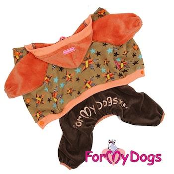 "Mysdress pyjamas overall ""Stjärnor"" UNISEX ""For My Dogs"""