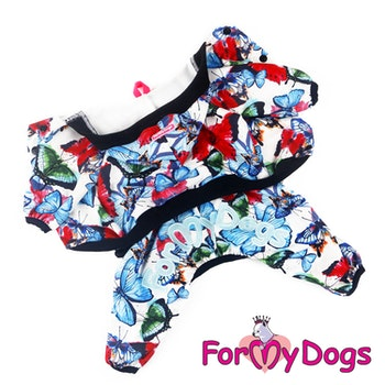 "Mysdress pyjamas overall ""Tassar"" UNISEX ""For My Dogs"""