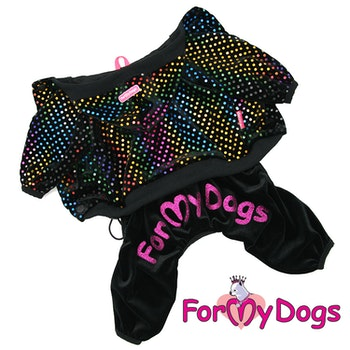 "Suit Mysdress Pyjamas overall ""Spotlight"" Unisex ""For My Dogs"""
