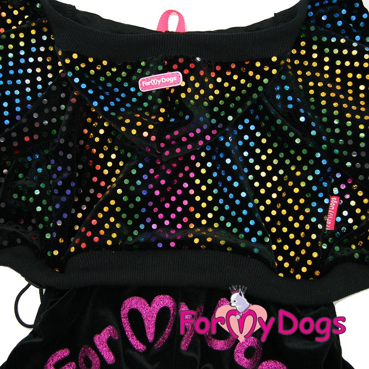 "Suit Mysdress Pyjamas overall ""Spotlight"" Unisex ""For My Dogs"""