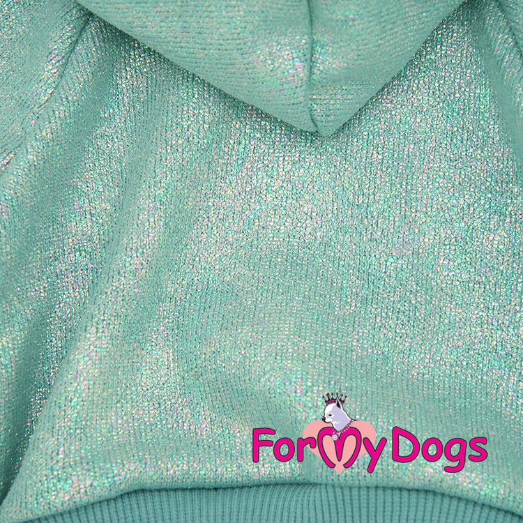 "Suit Mysdress Pyjamas overall ""Flashigt"" Unisex ""For My Dogs"""