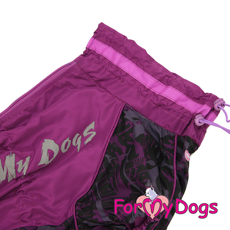 """Regnoverall """"Rosa Neon"""" Tik """"For My Dogs"""" 2021 Kollektionen"""