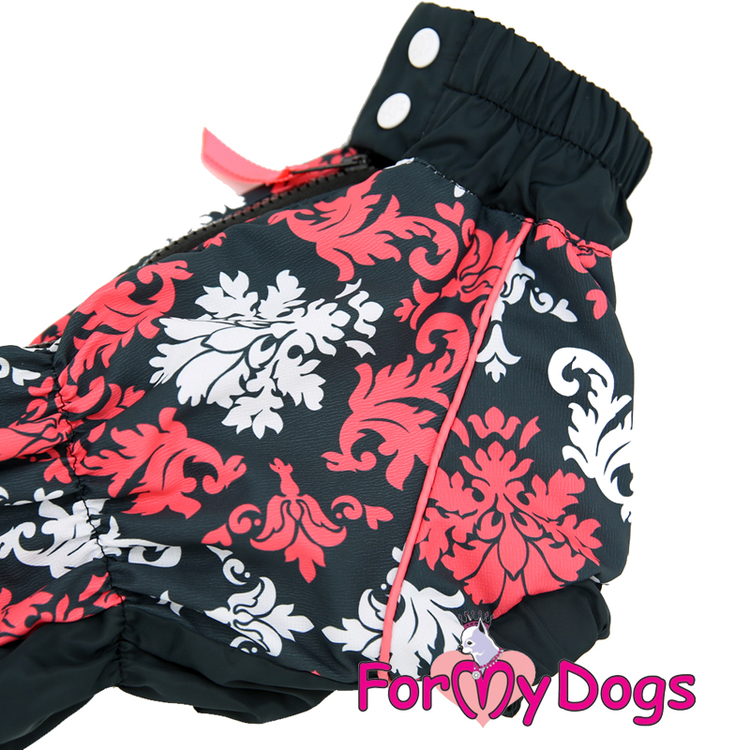 """Regnoverall """"Rokoko"""" Tik """"For My Dogs"""""""