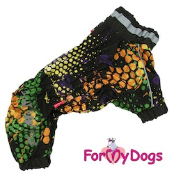 """Regnoverall """"Honeycomb"""" Hane """"For My Dogs"""" 2021 Kollektionen"""