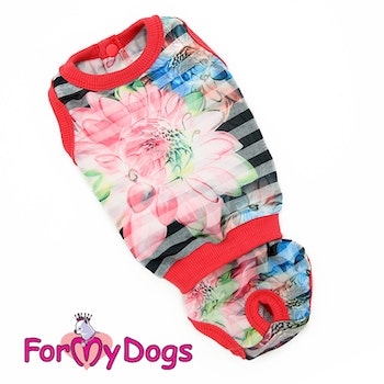"Body ""Lily"" unisex ""For My Dogs"""