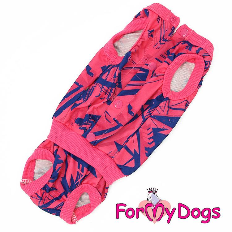 "Body ""Rosa Melerad"" unisex ""For My Dogs"""