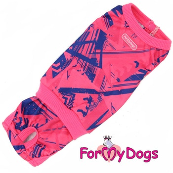 "Body ""Rosa Melerad"" unisex ""For My Dogs"""