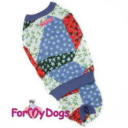 "Body ""Lapptäcke"" unisex ""For My Dogs"""