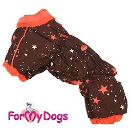"""Vinteroverall """"Stjärna"""" Hane """"For My Dogs"""""""