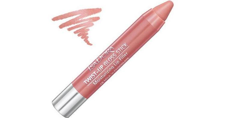 IsaDora Twist-Up Gloss Stick Lip Filler 16 Milk'n Chocolate