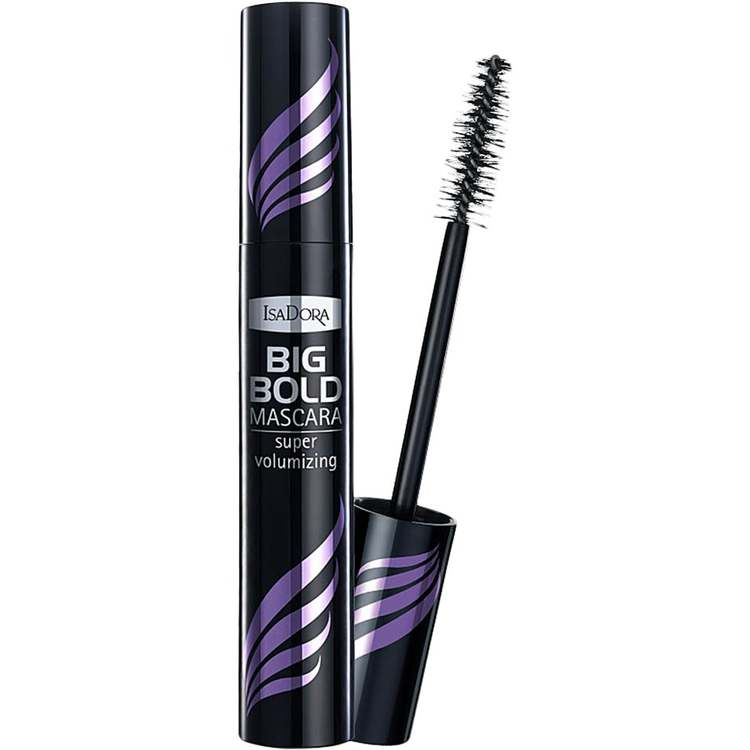 IsaDora Big Bold Mascara Super Volumizing 10 Black