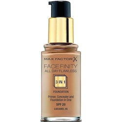 Max Factor Facefinity 3in1 Flexi Foundation 85 Caramel