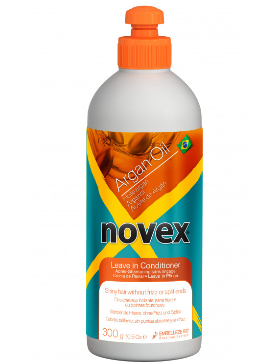 Novex Argan Oil Leave-in Conditioner 300g