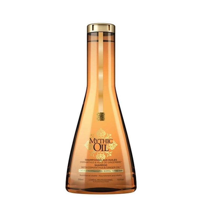 L'Oreal Mythic Oil Normal To Fine Hair Shampoo 250ml