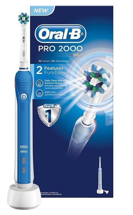 Oral-B Pro 2000 CrossAction