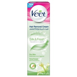 Veet Hair Removal Cream For Dry Skin 100ml