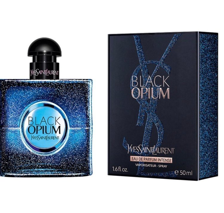 Yves Saint Laurent Black Opium Intense edp 50ml