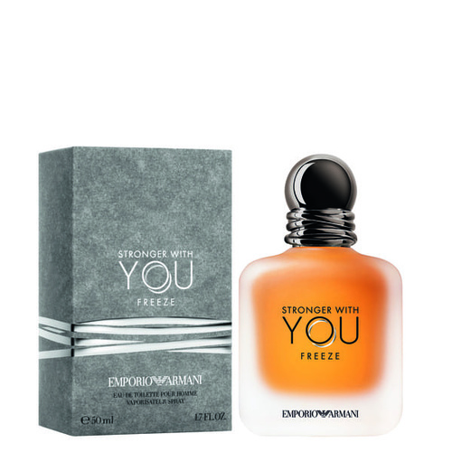 Armani Stronger With You Freeze Man edt 50ml