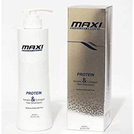 Maxi Brazilian Keratin Hair Shampoo 500ml